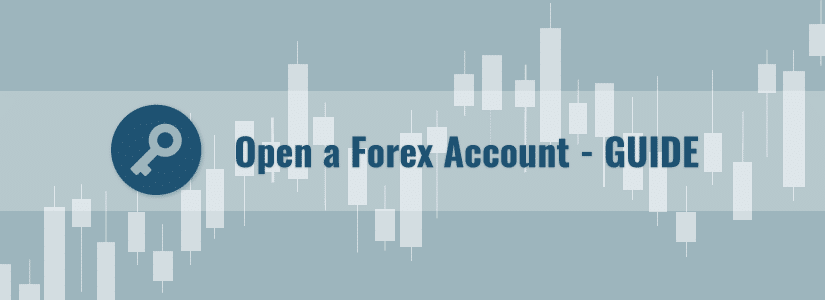 Open a forex account