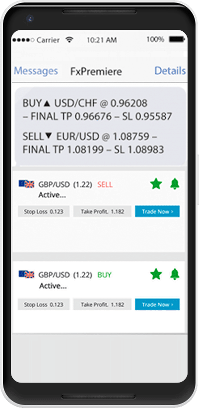 Хизматрасонии «Fexpremiere forex signals»