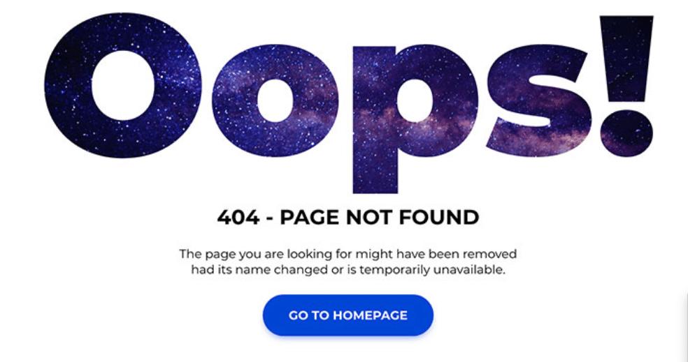 404 ਗਲਤੀ ਫਾਰੈਕਸ ਸਿਗਨਲ