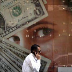Forex Dollar Flat as Slump in Sterling Limits drops