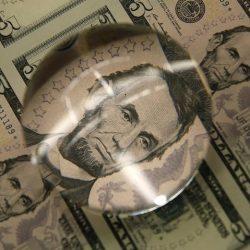 Forex U.S. Dollar drops