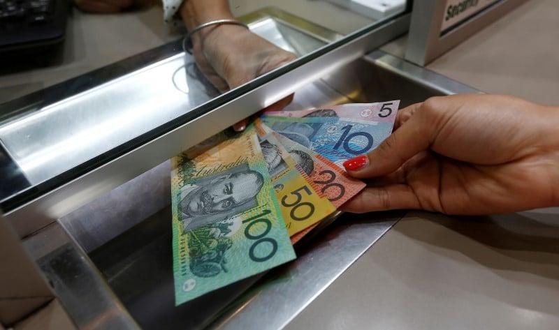 Australian Dollar Hits Highest
