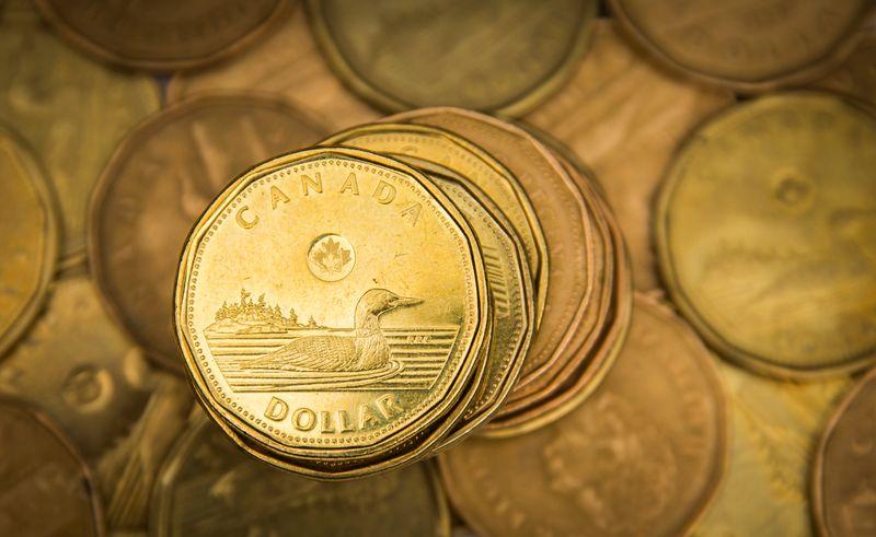 Canadian dollar beats G10