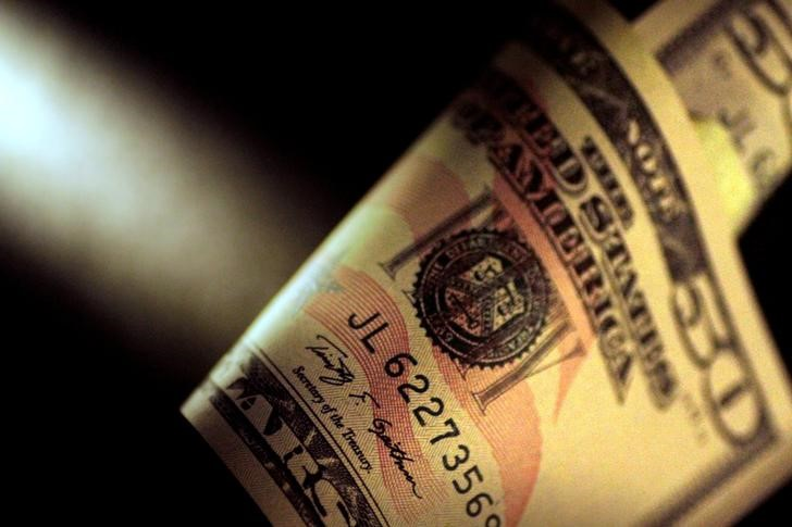 Dollar Down Feels Pressure