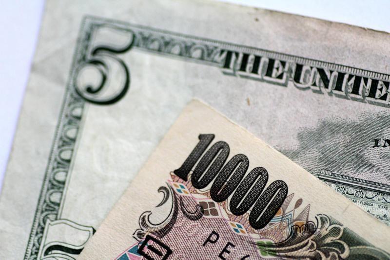 Dollar Down Signs of Slowdown