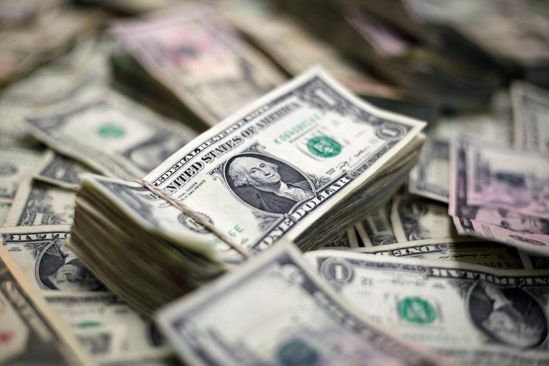 Dollar Drifts Higher; Next Week's Fed