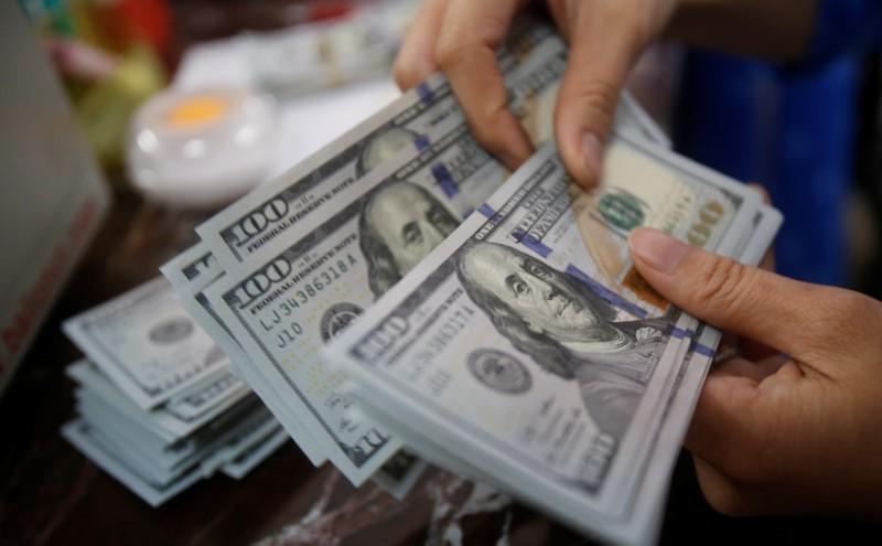 Dollar Up, China's Economic Growth