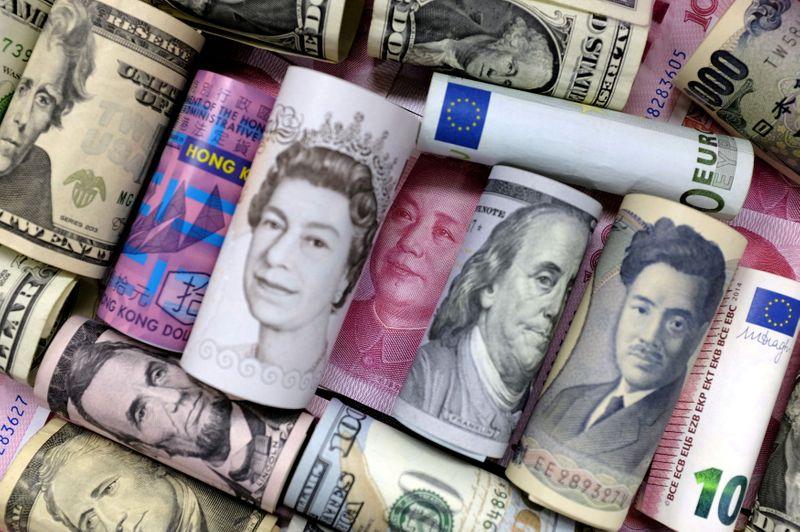 Dollar boosted by U.S. Treasury yields