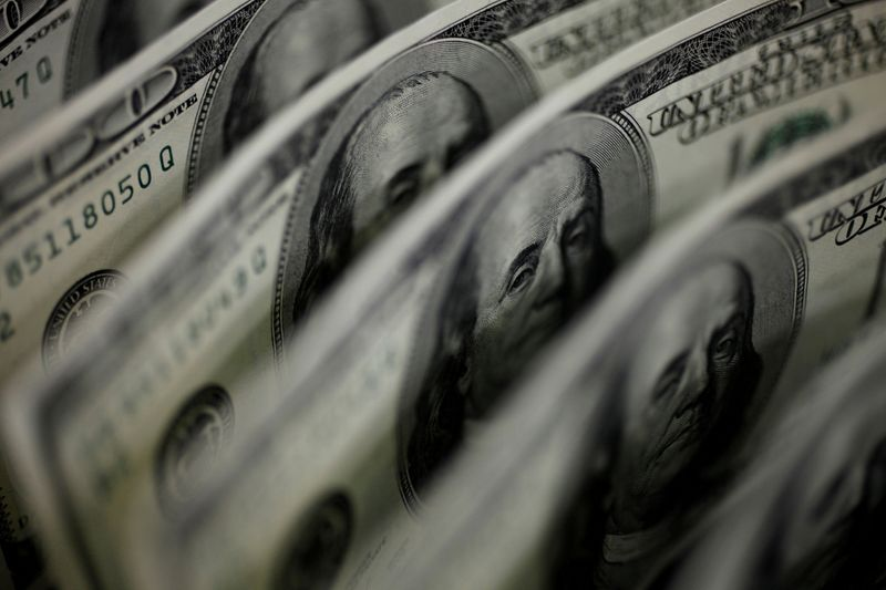 Dollar firm as economic