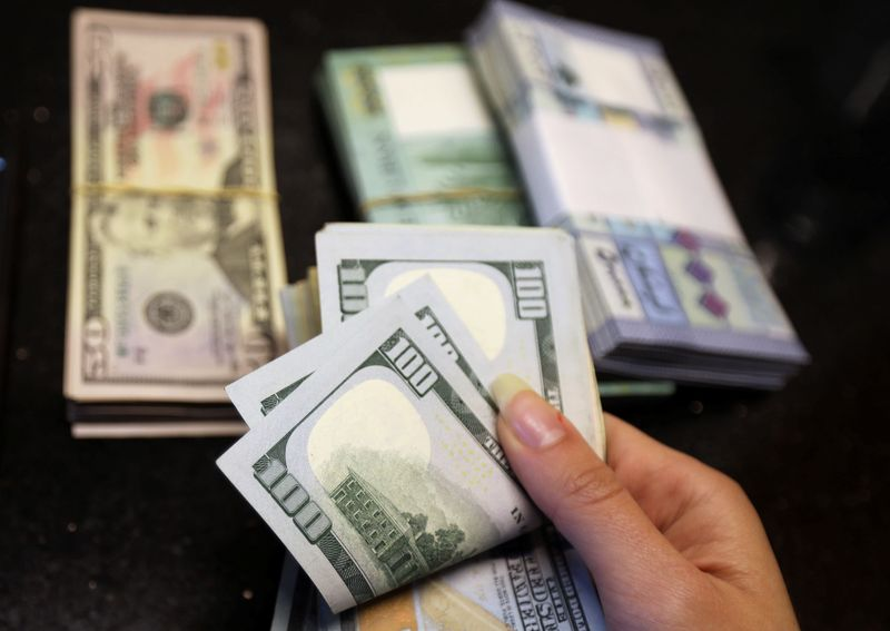 Dollar hits new 9 month high