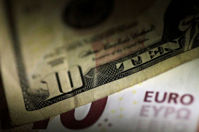 Dollar hovers near seven-week high