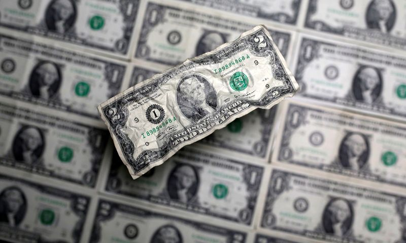 Dollar on borrowed time