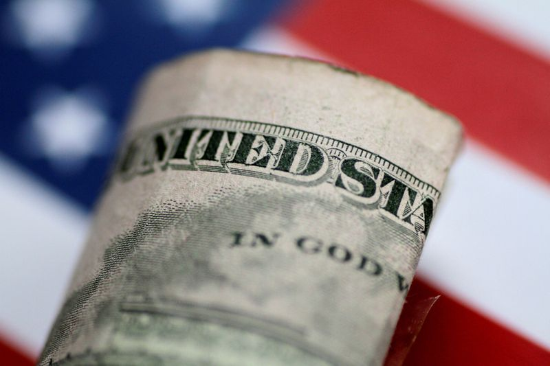 Dollar squeezed Senate votes
