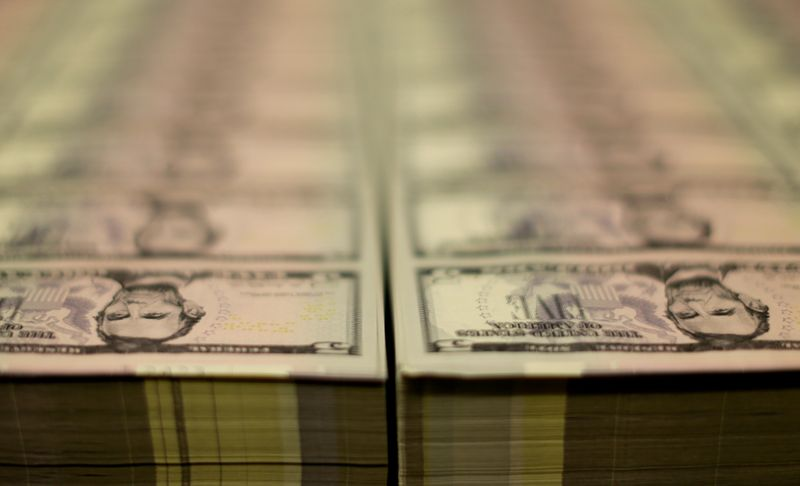 Dollar steady even as yields edge up