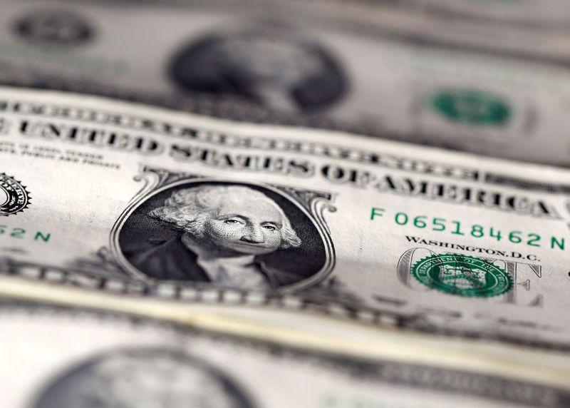 Dollar stronger amid higher U.S. yields