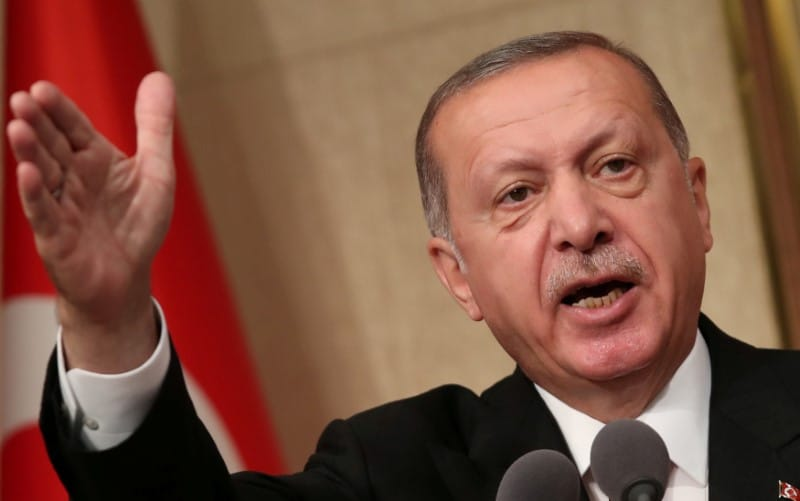Erdogan Says Interest Rates Will Fall