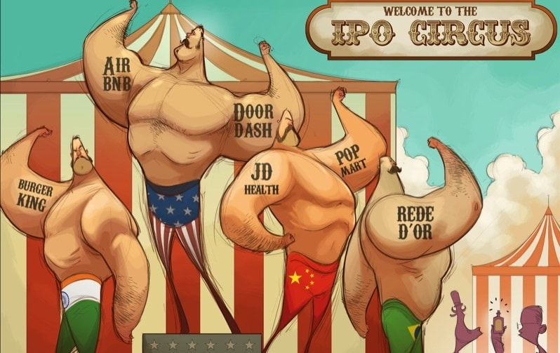 IPOs Are All Pumped Up