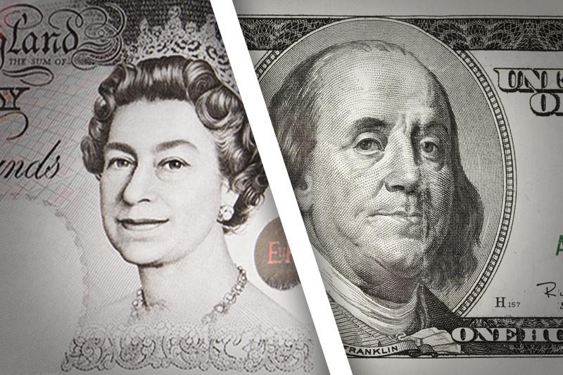 Pound Gains Against US Dollar