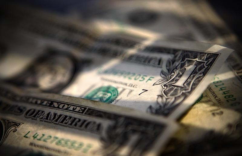 US Dollar Down With Twin Deficits