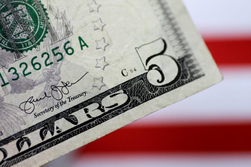 US Dollar Edges Lower; U.S. Economic Stats