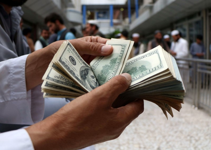 US Dollar Index Up but Near One-Week Low, COVID-19 Fears
