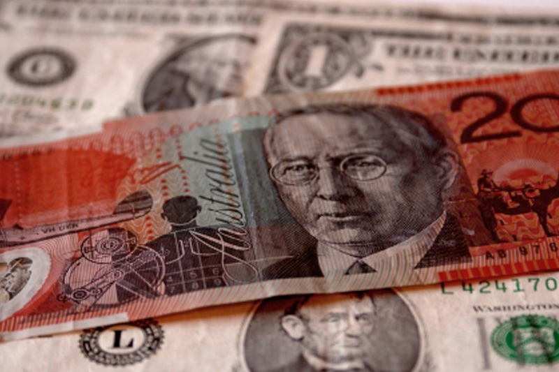 US Dollar Up but Below One Year High