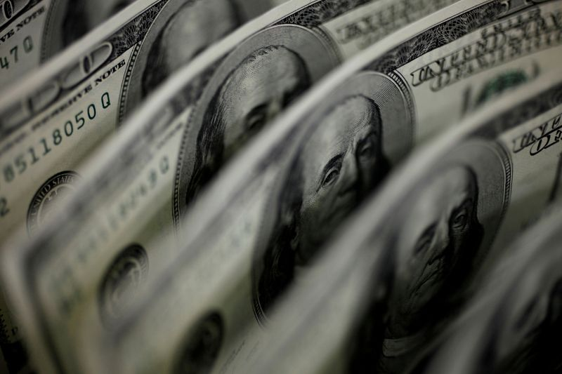 US Dollar index eases from one-year high