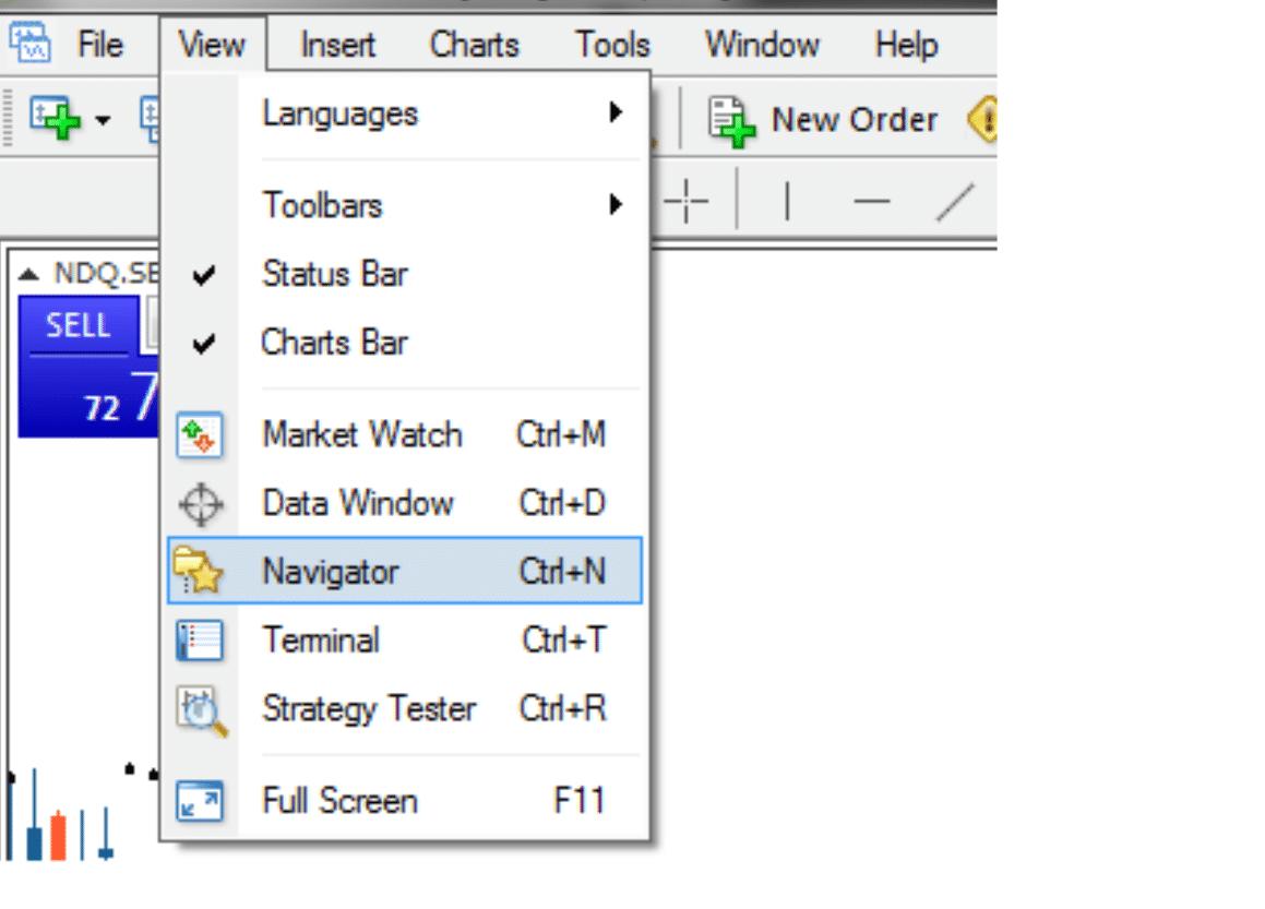 mt4 indicator setup 5